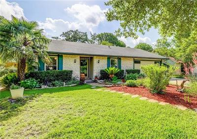 Travis County, Williamson County Single Family Home Pending - Taking Backups: 12329 Danny Dr