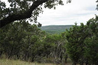 Wimberley Residential Lots & Land For Sale: Hilltop Dr