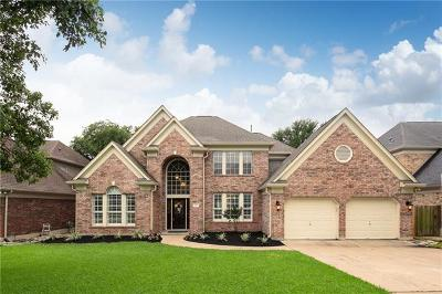 Travis County Single Family Home Pending - Taking Backups: 6433 Aden Ln