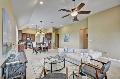 Leander Single Family Home For Sale: 2805 Granite Hill Cv