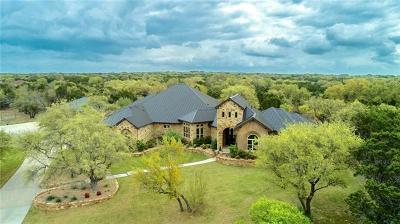 Single Family Home For Sale: 310 Windmill Ranch Rd