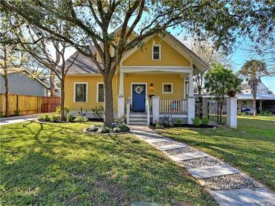 Single Family Home For Sale: 2702 La Mesa Dr
