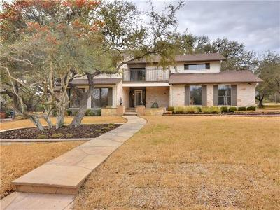 Travis County, Williamson County Single Family Home For Sale: 10806 Spicewood Pkwy