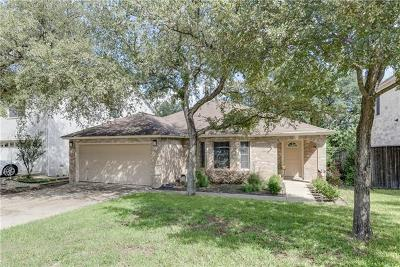 Hays County, Travis County, Williamson County Single Family Home For Sale: 2537 Lavendale Ct