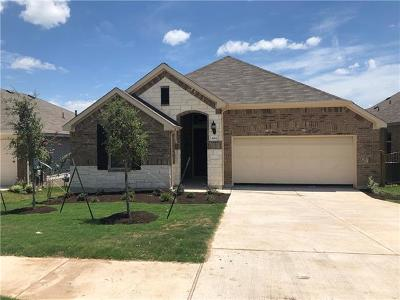 Leander Single Family Home For Sale: 404 Red Matador Ln