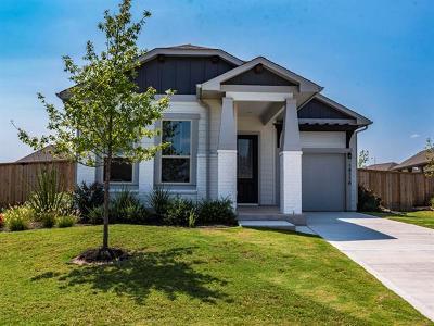 Manor Single Family Home For Sale: 14116 Arbor Hill Cv
