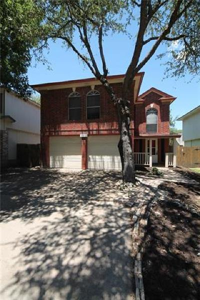 Austin Single Family Home For Sale: 12912 Marimba Trl