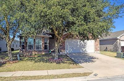 Lockhart Single Family Home For Sale: 311 Summerside Ave