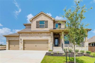 Austin Single Family Home For Sale: 12571 Mesa Verde Dr