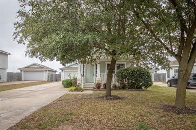 Round Rock Rental For Rent: 2126 Bluffstone Dr