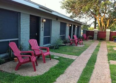 Austin Rental For Rent: 606 W 51st St #102