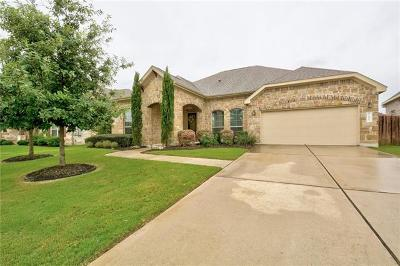 Cedar Park Single Family Home Pending - Taking Backups: 1903 Pradera Path