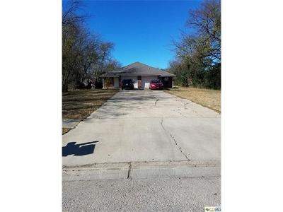Killeen Multi Family Home For Sale: 100 S 16th St