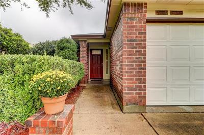 Travis County Single Family Home For Sale: 2009 Marcus Abrams Blvd