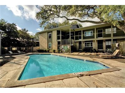 Austin TX Condo/Townhouse For Sale: $237,500