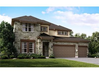 Pflugerville Single Family Home For Sale: 3837 Gildas Path