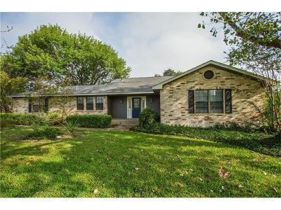 Buda Single Family Home For Sale: 302 Turnstone Dr