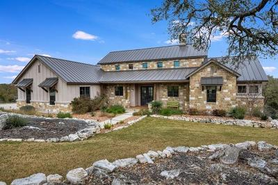 New Braunfels Single Family Home For Sale: 327 Valley Ldg