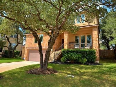Cedar Park Single Family Home For Sale: 3705 Steer Creek Ct