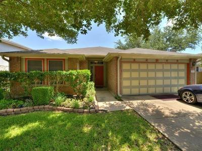 Single Family Home Pending - Taking Backups: 3511 Rock Shelf Ln