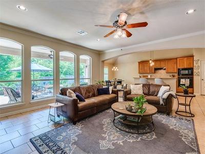 Austin Single Family Home For Sale: 7611 Black Mountain Dr