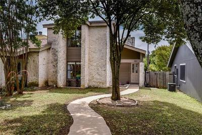 Pflugerville Condo/Townhouse Pending - Taking Backups: 16005 Windermere Dr