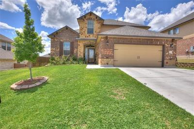 Killeen Single Family Home Pending - Taking Backups: 6506 Tanzanite Dr