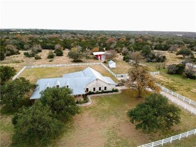 Leander Farm For Sale: 407 Mesa Grande