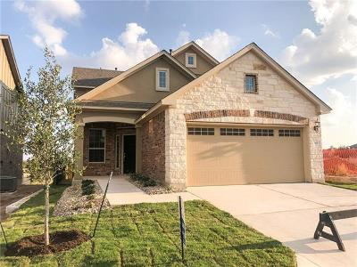 Round Rock Single Family Home For Sale: 3651 Sandy Brook Dr #303