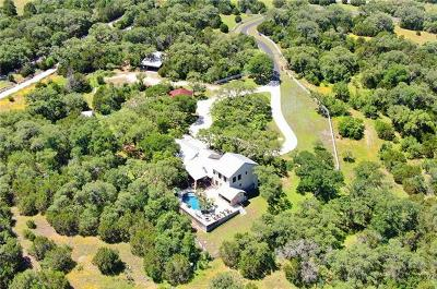 Wimberley TX Single Family Home For Sale: $975,000