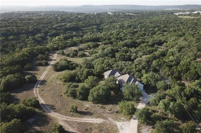 Travis County Single Family Home Active Contingent: 20100 Rancho Cielo Ct