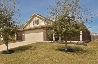 Buda Single Family Home For Sale: 165 Vermilion Marble Trl