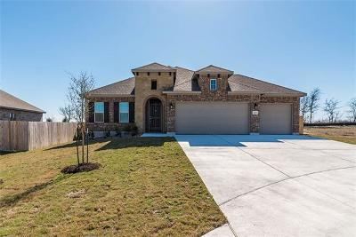 Pflugerville Single Family Home Pending - Taking Backups: 20000 Penley Reserve Pass