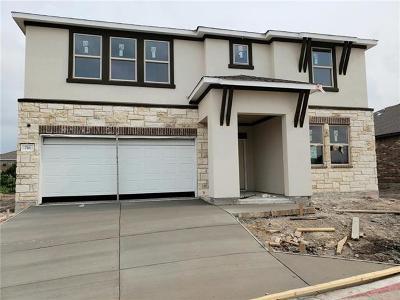 Leander Single Family Home For Sale: 716 Aliso Trl