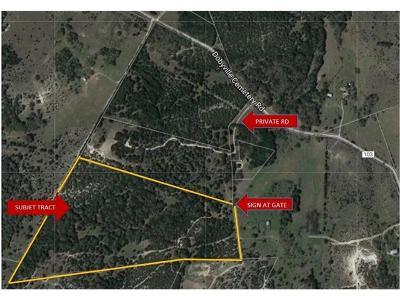 Lampasas Farm Pending - Taking Backups: 3941 County Rd 103