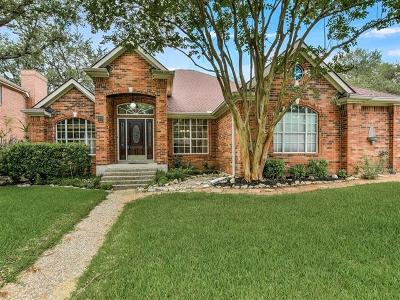 Travis County, Williamson County Single Family Home For Sale: 8005 Canyon Parke Ct
