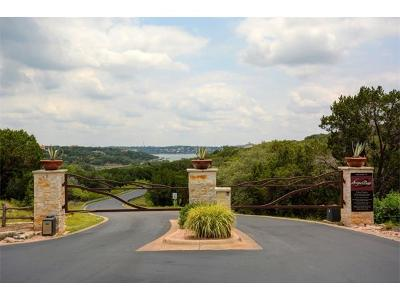 Spicewood Single Family Home For Sale: 809 S Angel Light Dr