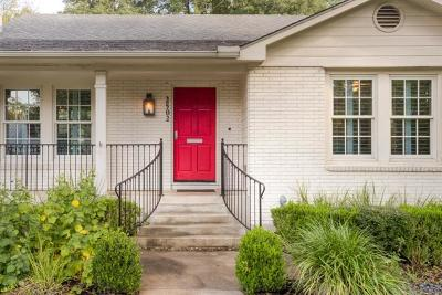 Austin Single Family Home For Sale: 2502 Bowman Ave
