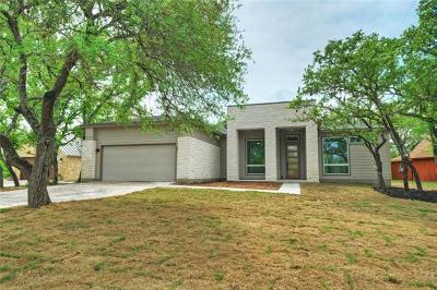Spicewood Single Family Home For Sale: 112 Eaton Ln