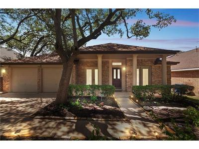 Austin Single Family Home For Sale: 11012 Readvill Ln