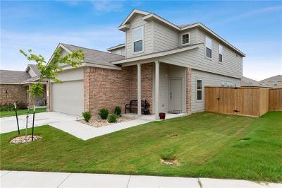 Jarrell Single Family Home For Sale: 116 Open Sky Way #10C