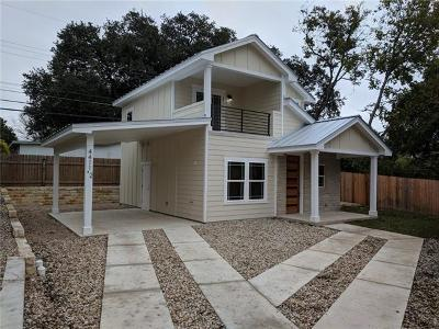 Travis County Single Family Home For Sale: 4411 Lareina Dr #2