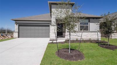Leander Single Family Home For Sale: 341 Coba