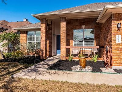 Pflugerville Single Family Home For Sale: 19808 Ocotillo Dr