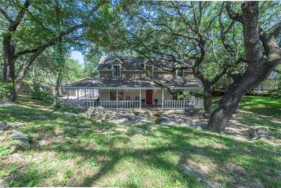 Austin Single Family Home For Sale: 9803 Timber Ridge Pass