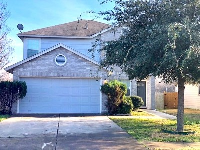 Round Rock Single Family Home Pending - Taking Backups: 1609 Apollo Cir