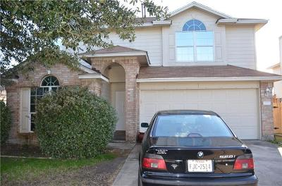 Round Rock Single Family Home For Sale: 2003 Huxley Ln