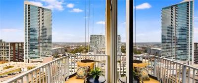 Austin Condo/Townhouse For Sale: 360 Nueces St #1608