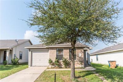 Hays County, Travis County, Williamson County Single Family Home Pending - Taking Backups: 12324 Laguardia Ln