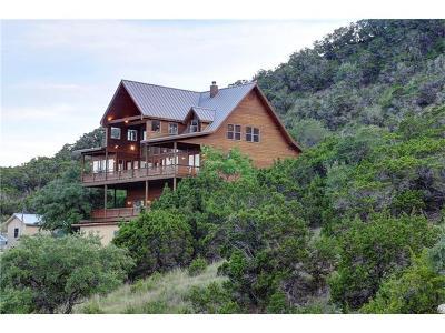 Canyon Lake Single Family Home For Sale: 1805 Triple Peak Dr